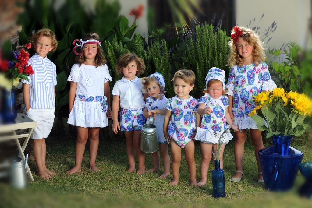moda infantil cocote